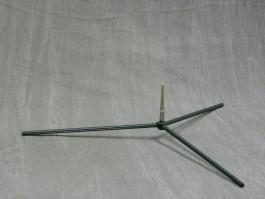 Medium Golden Spike Rebar Stand, 5/pk