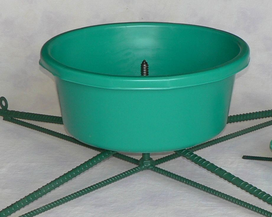 Super rebar water bowl gallon for quot spike pk